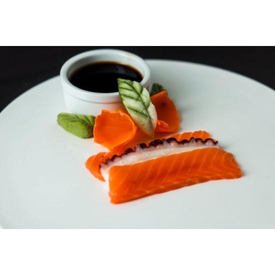 Sashimi Mixto (8 Cortes)