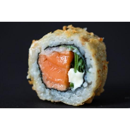 Sake Furai Rolls (10 Piezas)