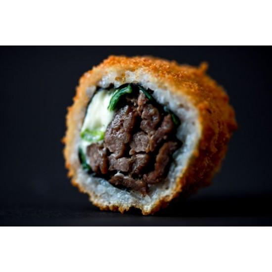 Beef Hot Rolls (10 Piezas)